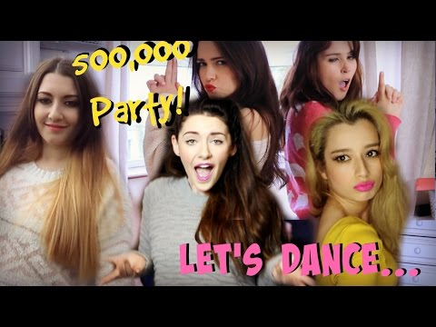 500,000 Party!! Dance Along with us!
