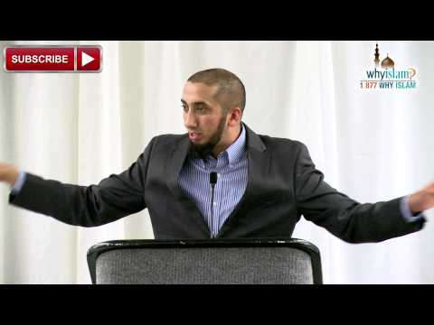 877-Why-Islam presents a talk by Nouman Ali Khan. Is Satan real or simply a myth? Do Muslims fear him? How powerful is he? We will explore here the Islamic v...