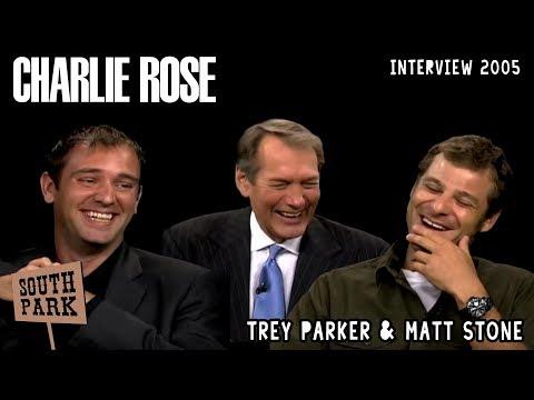 Trey Parker & Matt Stone on The Charlie Rose Show 26/09/2005
