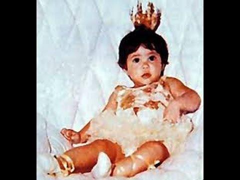 Shakira El Antes Y El Despues - Shakira De Niña