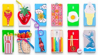 EDIBLE PHONE CASES AND STRESS RELIEVER PHONE HOLDERS