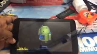 How To: Hard Reset Alcatel One Touch Tablet