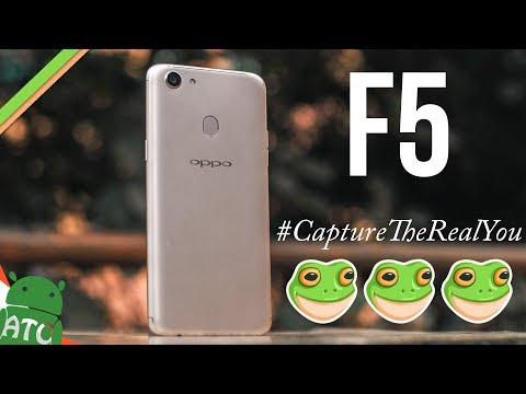 Oppo F5 review in Bangla | ATC | 4K thumbnail