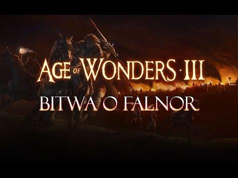 Age of Wonders III - Bitwa o Falnor #1 - Początek rozgrywki