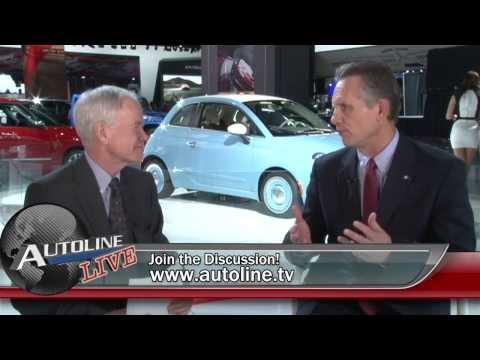 2014 Detroit North American International Auto Show - Day One - Autoline LIVE