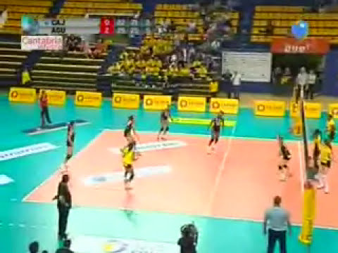 Superliga Femenina 08/09 de Voleibol - 15/11/2008