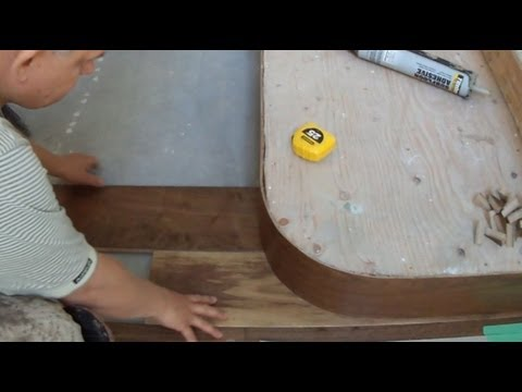 ... Attach Wood Stair Stringer To Concrete And Wood Floors | DIY Reviews
