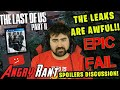 The Last of Us Part II Spoilers Discussion & Copyright Abuse! - Angry Rant!