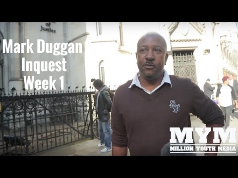 Mark Duggan Inquest Week 1