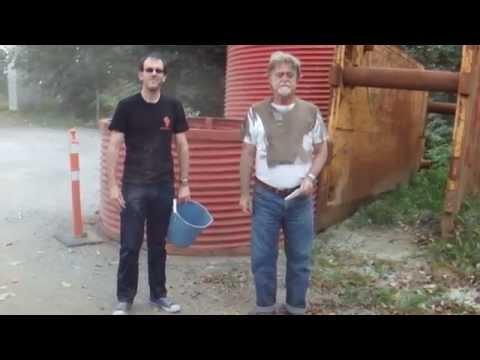 Rubble bucket challenge Canada