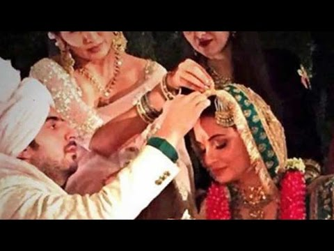 Inside Dia Mirza And Sahil Sangha's Wedding