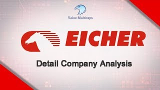 Large Cap Stocks India - Eicher Motors Ltd | Detail Company Analysis | Indian Stock Market