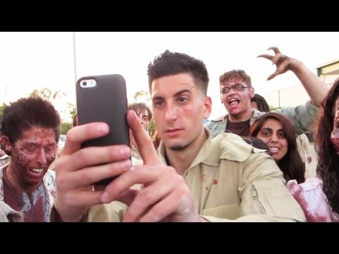 Zombie Apocalypse..but First Let Me Take A Selfie video
