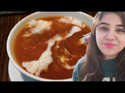 Mix veg tomato soup recipe   GigglesbyMeenakshi