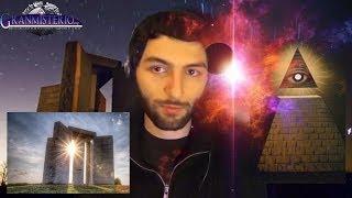 Las piedras guía de Georgia, mandamientos Illuminati