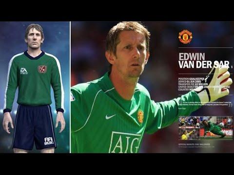 FIFA Online 3: Edwin van der Sar mùa Euro '08 có thực sự tốt?