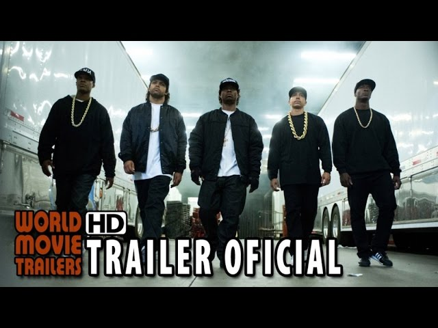 Straight Outta Compton - A História do N.W.A. Trailer Oficial (2015) HD
