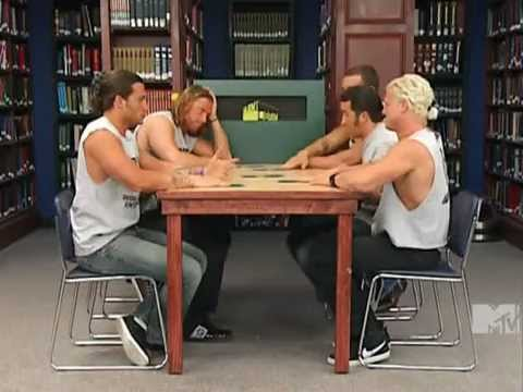 Silent Library - WWE Superstars