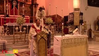 Solemne Eucaristía & Devoto de Besapies 060818