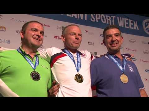 Vantaa 2016: Highlights from the European Transplant Sport Championships