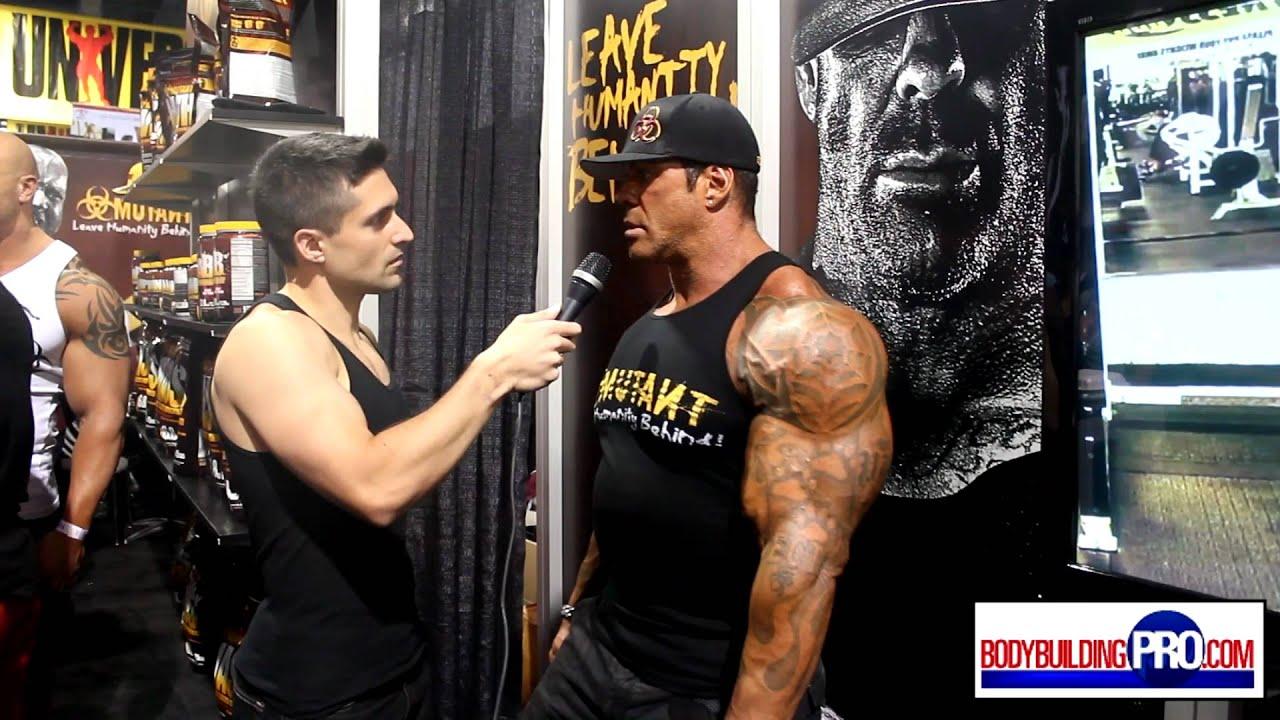 Rich Piana Tattoos Rich Piana Interview 2012