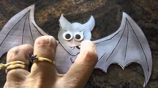 Cheap Halloween Decor-bats