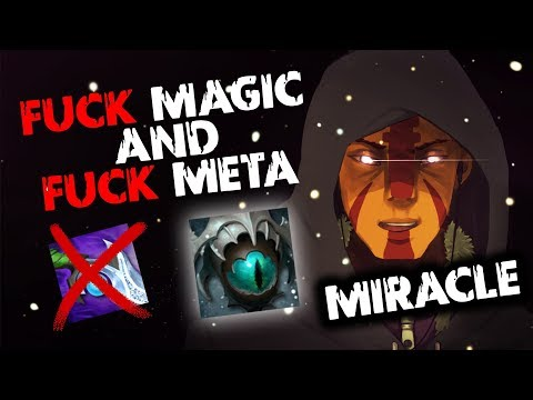 9k Miracle- Anti-Mage Signature Hero - New Skadi Meta Build? DOTA 2
