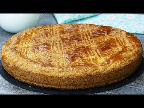 """Вкуснейшая испанская сладость! Интересное пирожное """"Баско"""" с нежным заварным кремом.   Appetitno.TV"""