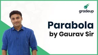 Conic Section: Parabola by Gaurav Sir | JEE Main April 2019