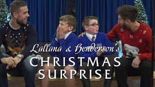Lallana and Henderson surprise school pupils for Christmas | KOP KIDS