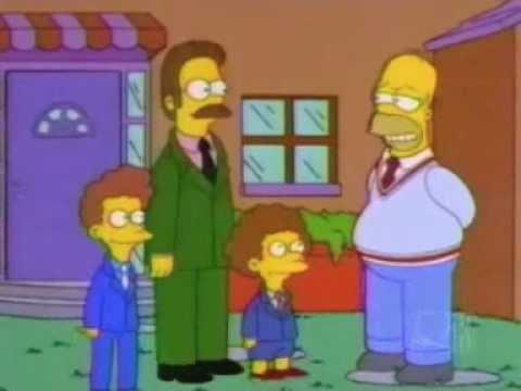 The Simpsons - Homer Disproves God thumbnail
