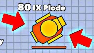 IXPLODE - NEW BOSS SHIP   Killing the Black Pearl   New Green Diamond Doblon   Updates in Doblons.io