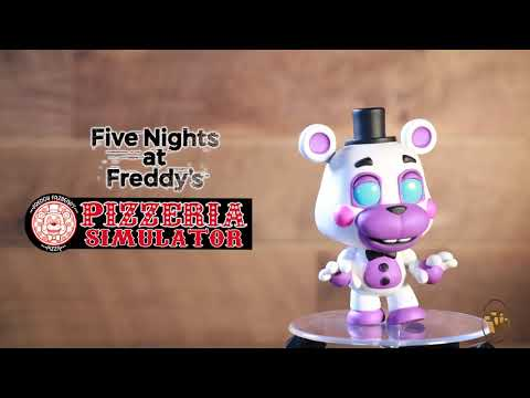 Five Nights at Freddy's Pizzeria Simulator Unboxing!