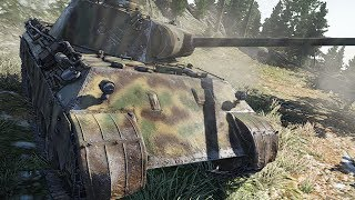◀War Thunder: Ground Forces - Prowling Panthers