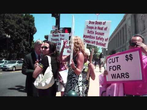 CODEPINK Confronts War Criminal John Bolton