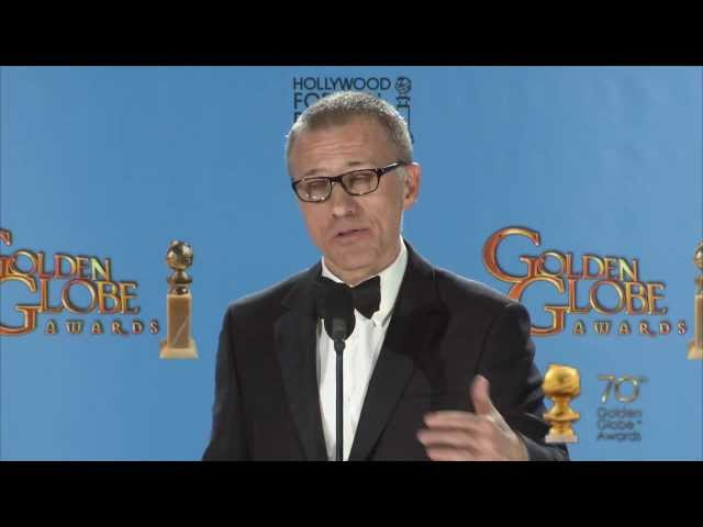 Backstage with Christoph Waltz, Best Supporting Actor