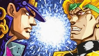 Jotaro vs Dio (AMV)