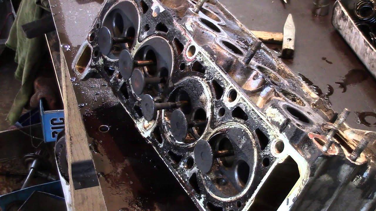 Почему заклинил двигатель ваз 2107