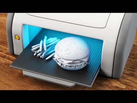 Крутые предметы, созданные на 3D ПРИНТЕРЕ