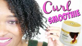 TEST CURL SMOOTHIE Hydrater et definir ses boucles naturelles (ORS Curl Unleashed)