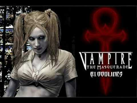 Vtm Bloodlines Ost - Hollywood Theme video