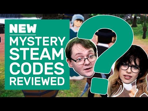 Mystery Steam Keys Reviewed | Will We Find A PC Hidden Gem?