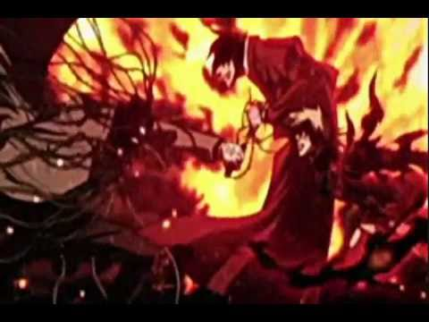 Alucard & Seras are Awake and Alive