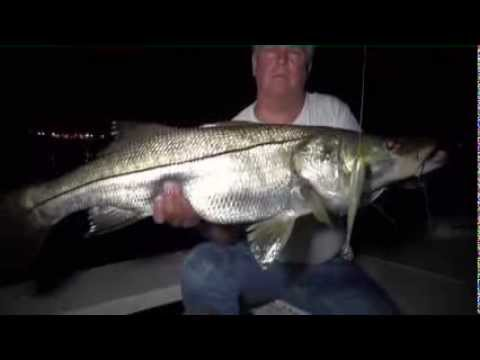 Spooltek Snook fishing