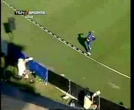 Unbelievable Catch!!!!!!