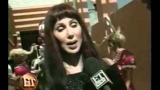 Cher - ET Interview (1999) Before the Super Bowl