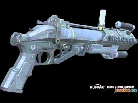 Halo Reach Weaponsvehiclescharactersand Enimies