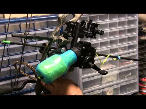 The essentials for setting up a bowfishing bow