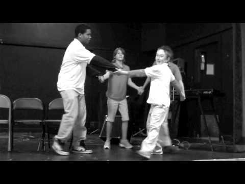 Menaul School MS Drama~Pantomime