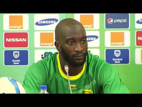 Mali - Conférence de presse (20/01) - Orange Africa Cup of Nations, EQG 2015
